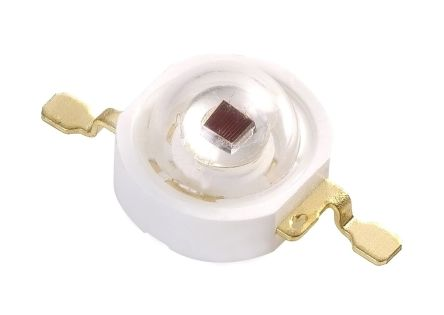 LED PM2B-3LRE-SD LED PM2B-3LRE-SD Power LED; EMITER; Pmax:3W; red; 99.6-113.6lm; 130