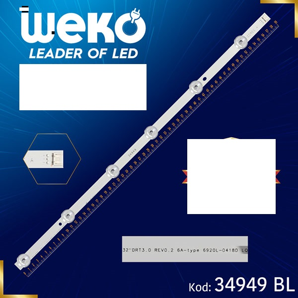LED STRIP LG 32