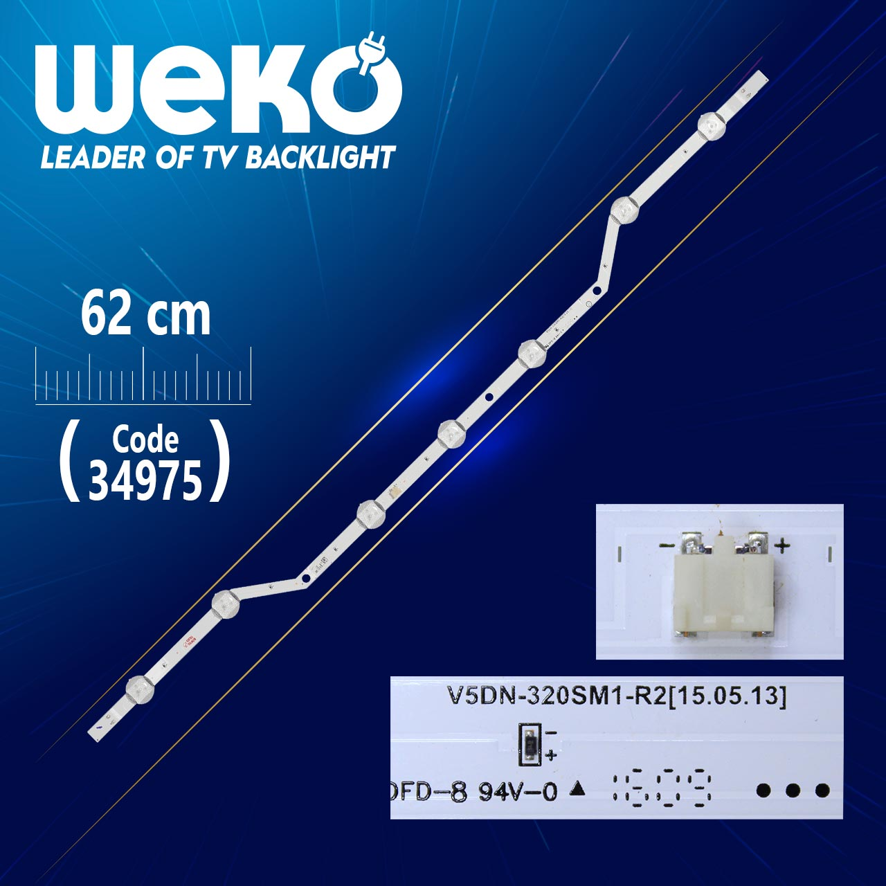 LED STRIP SAMSUNG 32