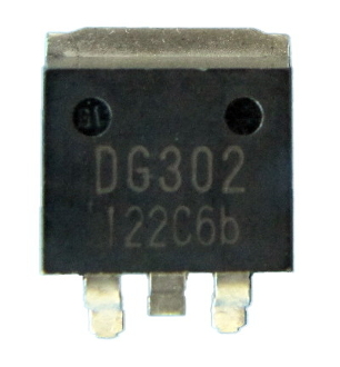 DG302 /DG3C3020CL/ TO-263  IGBT DG302 DG3C3020CL N-CH IGBT TR 330V 45A  240ns TO-263 ULTRA FAST