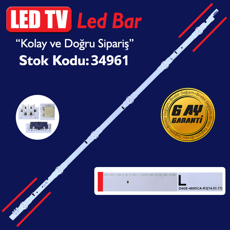 LED STRIP SAMSUNG 48