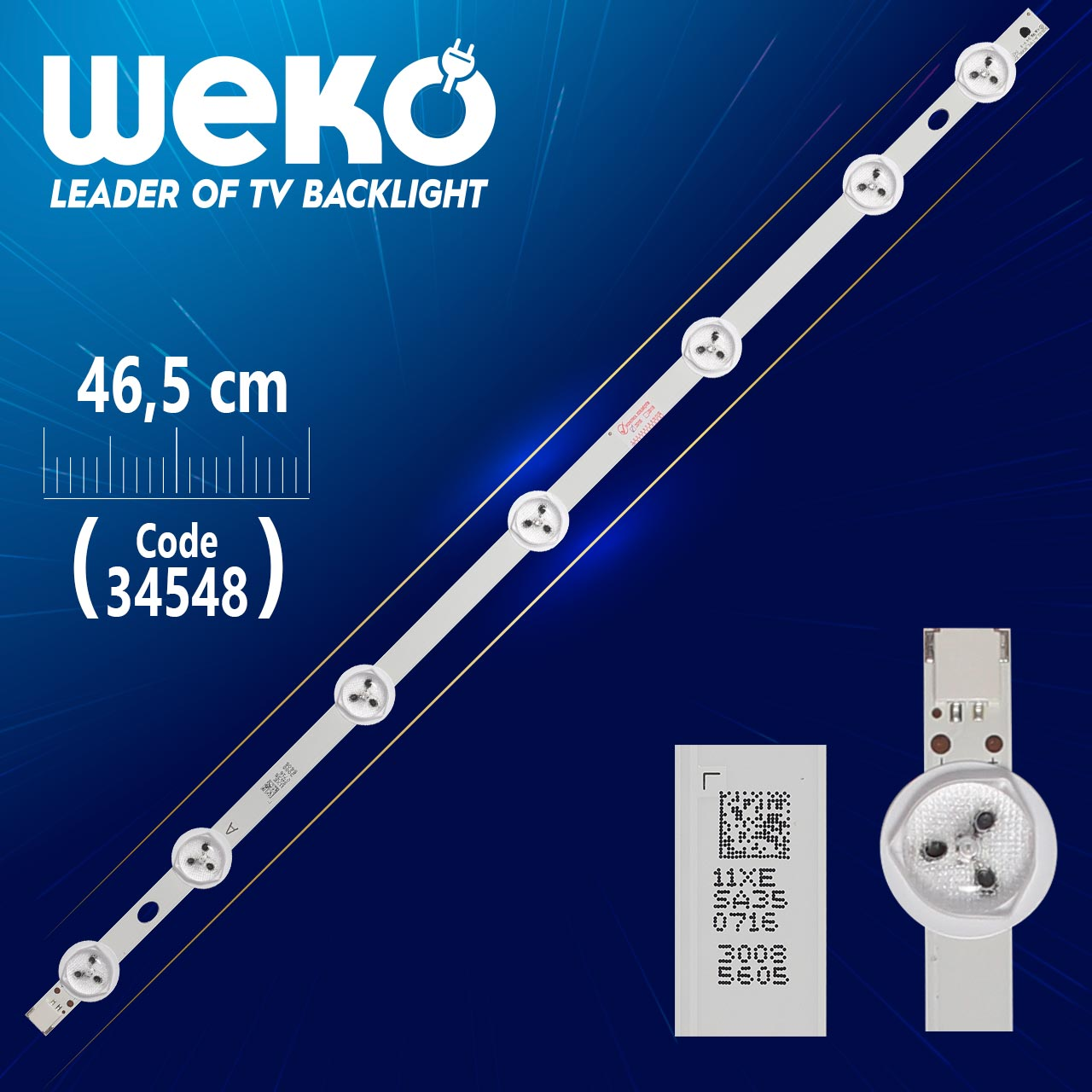 LED STRIP VESTEL 50
