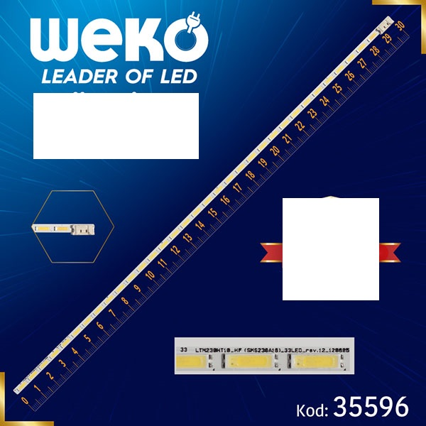 LED STRIP SAMSUNG 23